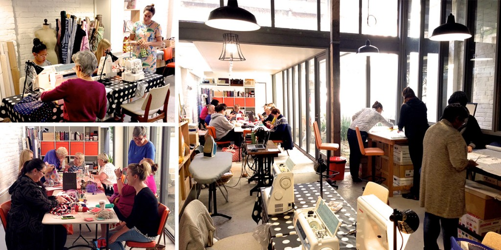 Creative, Craft and Sewing Classes in Sydney